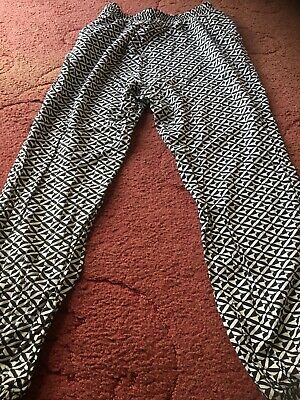 Girls Nutmeg Pants/trousers Age 9/10