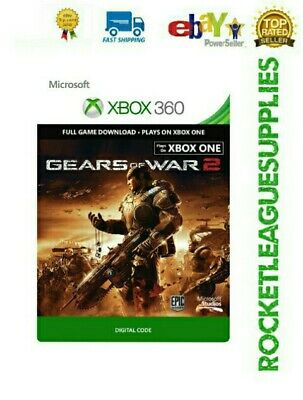 Gears of War 2 Digital Download Code DLC 🔑 for XBOX ONE / XBOX 360 (GLOBAL)