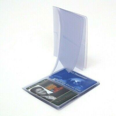 Replacement Plastic Insert For Hipster Wallets 2 High Stacked Up