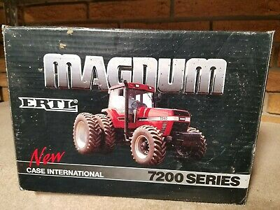1/16 Case IH Magnum 7240 Tractor 7200 Series 1st Edition Intro Model 1993