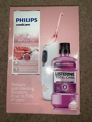 Philips Sonicare HX8331/52. AirFloss, PINK EDITION BRAND NEW SEALED BOX