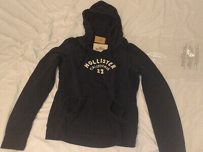 NWT NEW HOLLISTER Womens Hoodie Pullover sweatshirt sweater