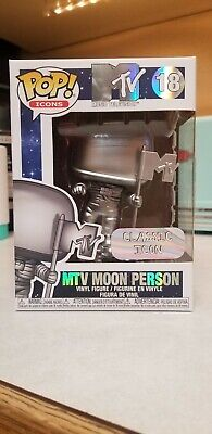 FUNKO POP! MTV Moon Person Classic Icon 18