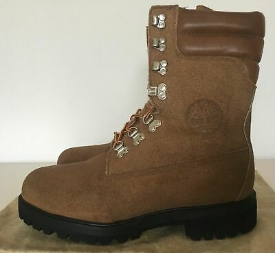 """Scarpe Timberland Super Boot 10"""" vintage anni 70 - 80 Made in USA vtg 70s - 80s"""
