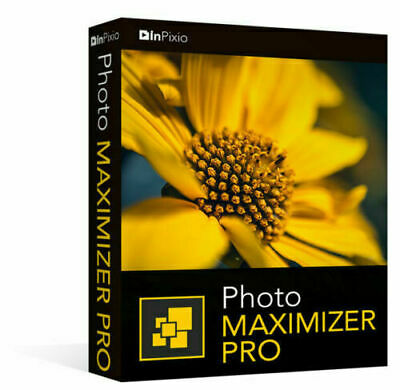INPIXIO PHOTO MAXIMIZER v4⭐ licence key for multiple PCs⭐Multilingual⭐