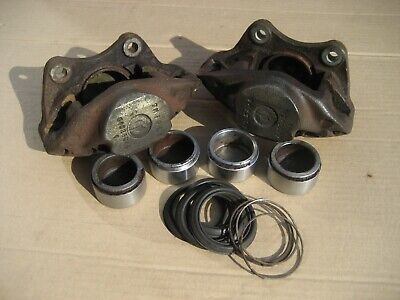 for Ford Capri Excl 2.8 1970-1982 NEW OE quality 0284//5 Front Brake Calipers 2