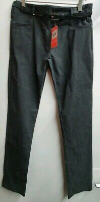 BHS Tammy Girl BNWT Grey School Trousers Age 13 Years
