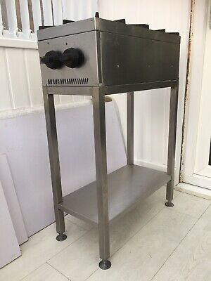 Parry 2 Burner Hob Stand. Catering Table. Catering Equipment. Parry Stand