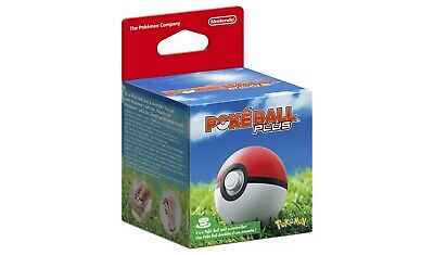 Pokéball Plus for pokemon lets go eevee and pikachu with protective case