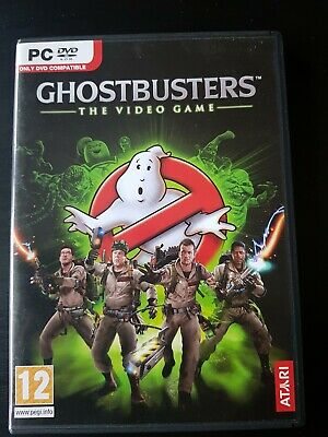 Ghostbusters: The Video Game - PC DVD-ROM - RARE