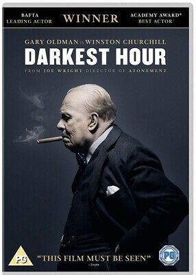 Darkest Hour (DVD, 2017) Like New With Free Delivery