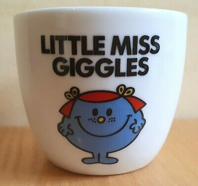EASTER EGG CUP - Genuine China Little Miss Giggles EGG CUP