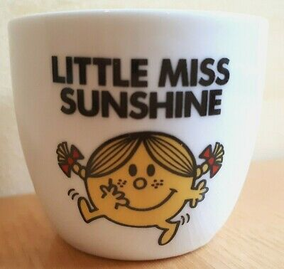 EASTER EGG CUP - Genuine China Little Miss Sunshine EGG CUP
