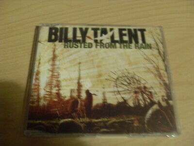 Billy Talent -Rusted From The Rain 1 Track Cd Single
