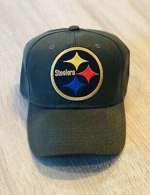 NFL SALUTE TO SERVICE Styl CAMO GREEN PITTSBURGH STEELERS Cap Hat 2019 Patch 100