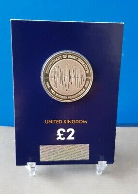 NEW !!2018 Mary Shelley's Frankenstein Two Pound £2 Coin  Uncirculated