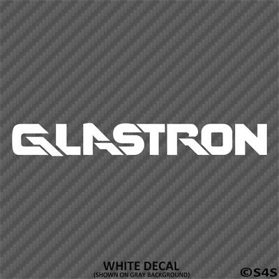 Glastron Boats Car/Truck Decal Marine Outdoors Sports & Boating - Choose Color