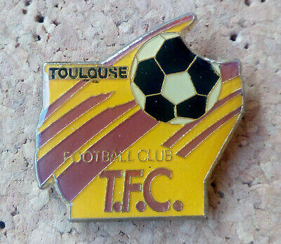 pin's pins TFC Toulouse Football Club