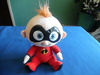 Disney Parks The Incredibles  Jack Plush Doll