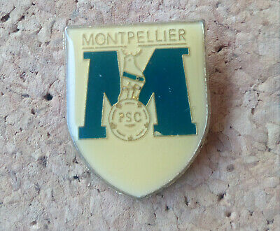 pin's pins  Football Montpellier PSC