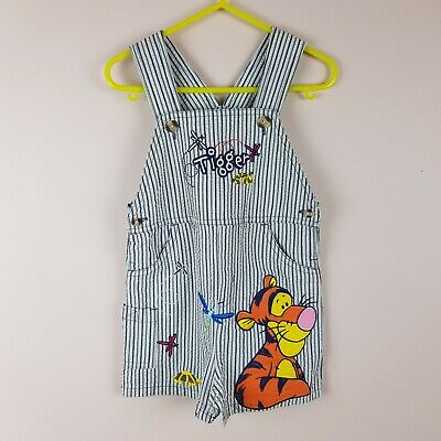 Disney Parks Overalls Tigger Winnie the Pooh Toddler Size 2 24 Months