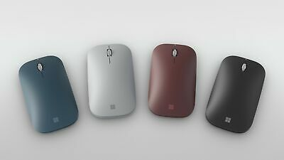 Microsoft Surface Mobile Mouse Bluetooth Commercial Cobalt Blue