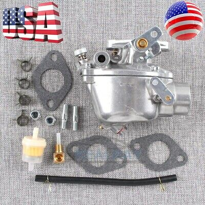 New Carburetor for Massey Ferguson MF Tractor TE20 TO20 TO30 Tractors 181644M91
