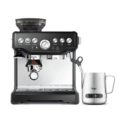 Sage Appliances SES875BKS The Barista Express