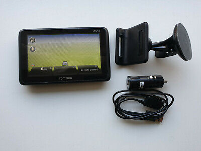 TomTom GO 1005 LATEST,LIFETIME USA,FLORIDA,CANADA & MEXICO MAP GPS Receiver