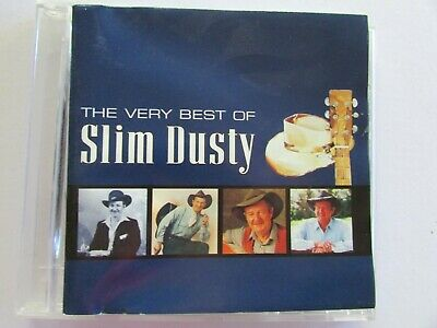 The Very Best of Slim Dusty CD