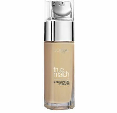 L'Oreal True Match Foundation SPF 17 2N VANILLA 30ml