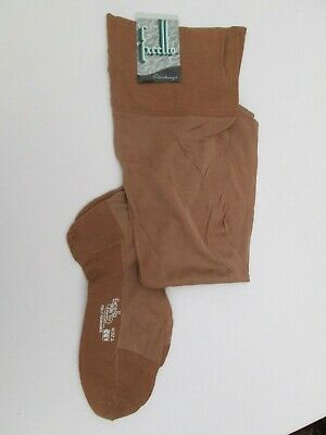 Original Vintage 1940's WW2 CC41 Excello Fully Fashioned Stockings Sz 9