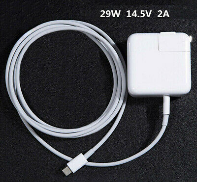 Genuine Original Apple A1540 29W USB-C Power Adapter with 6/' USB-C Cable 6A50