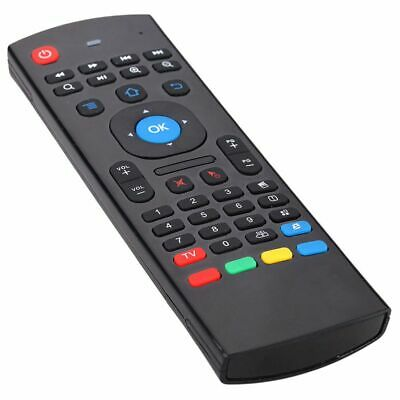 2.4G Wireless Remote Control Keyboard Air Mouse for MX-Q Smart TV BOX E8J3) Q6F