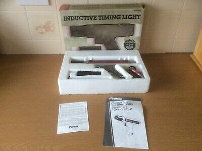 Sun Inductive Timing Light CP7501 New Mint Condition