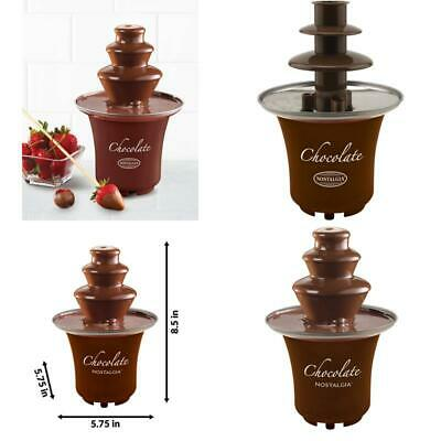 Nostalgia Cff300 Mini Chocolate Fountain