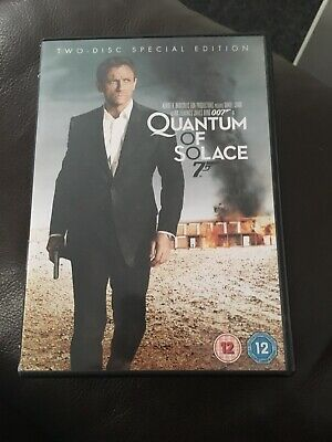 Quantum Of Solace 2 Disc Special Edition