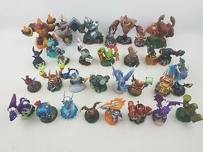 32 Skylander Figures (Giants, Trap Team, Spyro) Huge Bundle Job Lot Collection