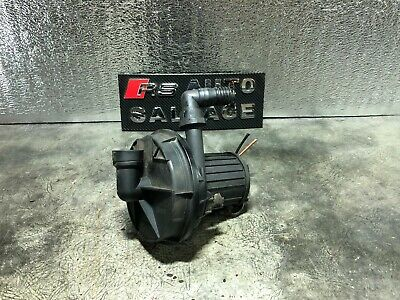 Audi A4 2005 Convertible Auto 1.8 Turbo Petrol Secondary Air Pollution Smog Pump