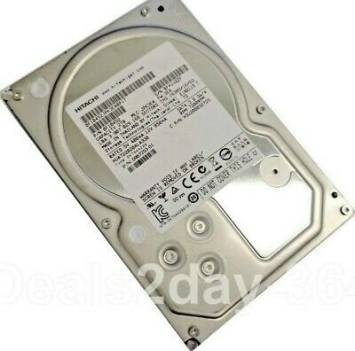 "Hitachi Ultrastar 2TB 7200RPM 32MB SATA 3.0Gb/s 3.5"" Hard Drive -HUA722020ALA330"