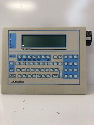 Sonomed Micropach 200P+ Pachymeter