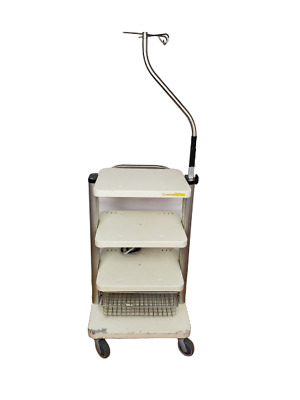 Smith & Nephew Procedure Cart with IV Pole with Transformer 72200747