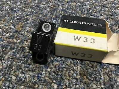 Allen Bradley W33 Overload Relay Heater Element
