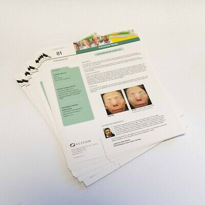 Sciton Joule Surgical Laser Platform ProFractional Therapy - Case Study Pamphlet