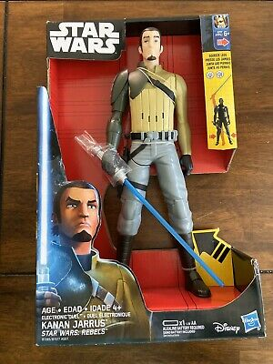 Star Wars Kanan Jarrus Rebels with Lightsaber B7285