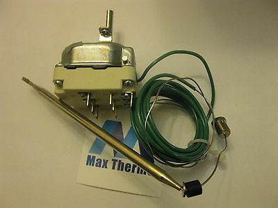 EGO 55.34226.040 electric boiling pan thermostat t.max. 110°C Palux Silko E.G.O