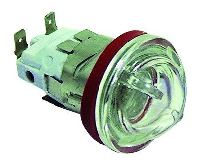 oven lamp complete mounting ø 35,5mm E14 temp resist. 300°C shock-resistant