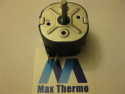Oven timer M2 2-pole operation time 120min impulse mechanical 2CO Coven EMFTC120