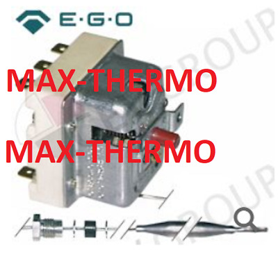 E.G.O 55.32524.160 safety thermostat switch-off temp. 135°C THREE PHASE EGO