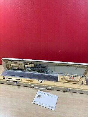 Brother KH830 knitting machine With Instruction Manual!!